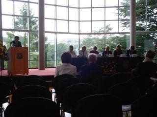 Compte rendu du symposium européen – Cork, 1er Septembre 2009
