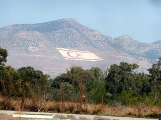 Aéroport de Nicosie en buffer zone depuis 1974